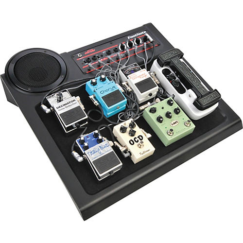SKB FootNote Amplified Pedal Board-thumbnail