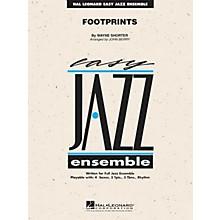Hal Leonard Footprints Jazz Band Level 2 by Wayne Shorter Arranged by John Berry