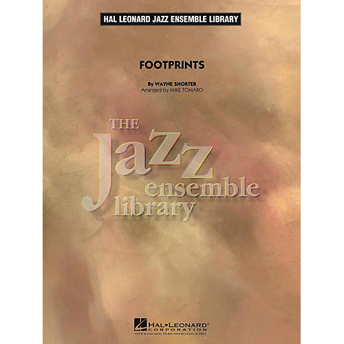 Hal Leonard Footprints Jazz Band Level 4