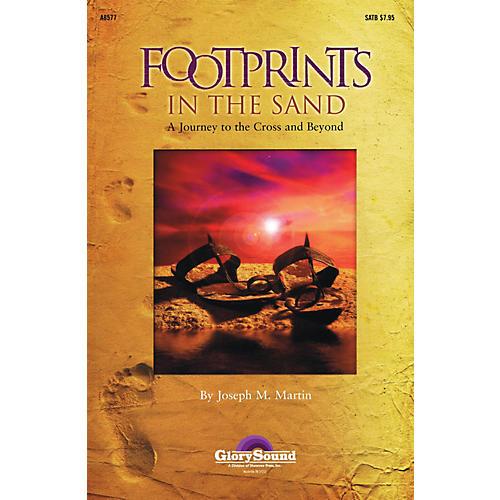 Shawnee Press Footprints in the Sand (StudioTrax CD) Studiotrax CD Composed by Joseph Martin-thumbnail