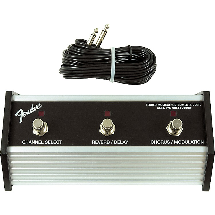 FenderFootswitch for Princeton Chorus Amp