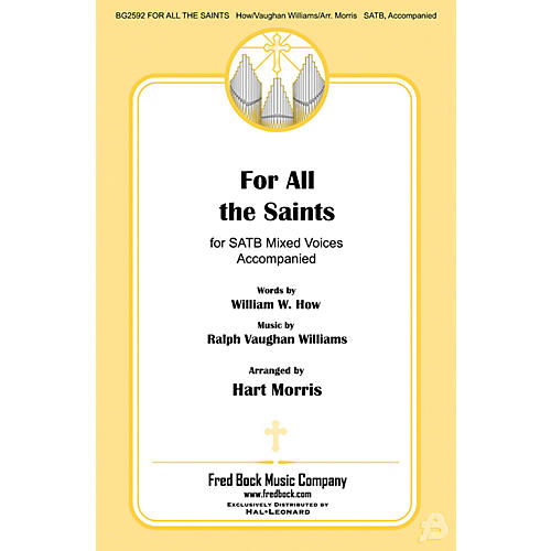 Fred Bock Music For All the Saints SATB arranged by Hart Morris-thumbnail