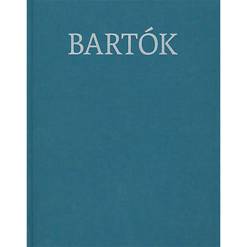 G. Henle Verlag For Children, Early Version and Revised Version Henle Complete Hardcover by Bartok Edited by Lampert-thumbnail