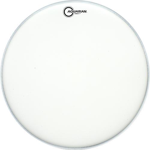 Aquarian Force I Texture-Coated Bass Drum Batter Head