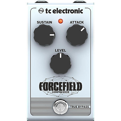 TC Electronic Forcefield Compressor Effect Pedal-thumbnail