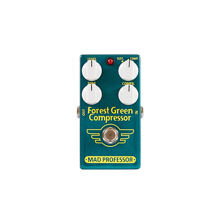 Mad Professor Forest Green Compressor/Sustainer Guitar Effects Pedal