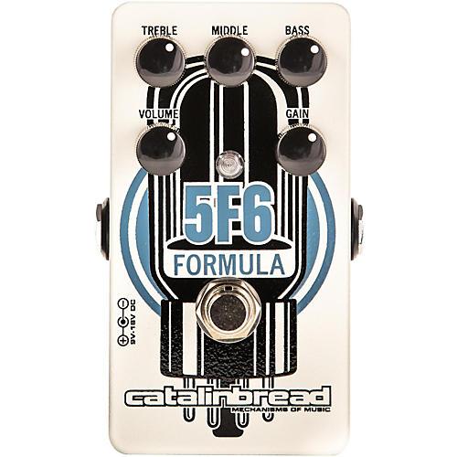 Catalinbread Formula 5F6 (Tweed Bassman Amp) Guitar Effects Pedal-thumbnail
