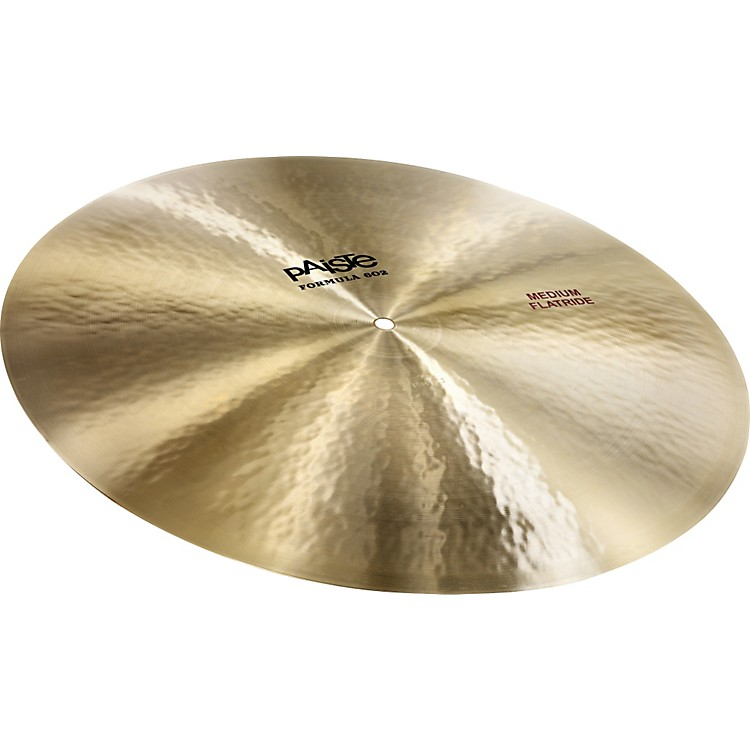 Paiste Formula 602 Series Flat Ride 20 inch Medium