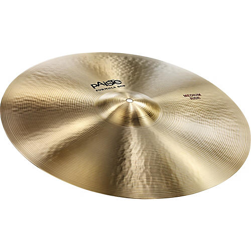 Paiste Formula 602 Series Ride 20 inch Medium