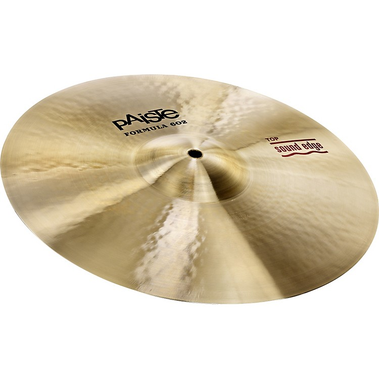 Paiste Formula 602 Series Sound Edge Hi-Hat Top
