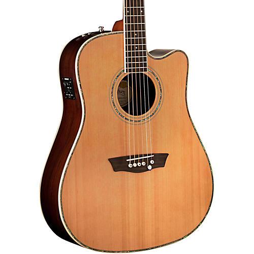 Washburn Forrest Lee Bender Acoustic Guitar Natural