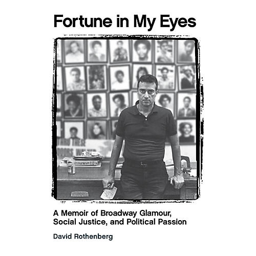 Applause Books Fortune in My Eyes Applause Books Series Softcover Written by David Rothenberg