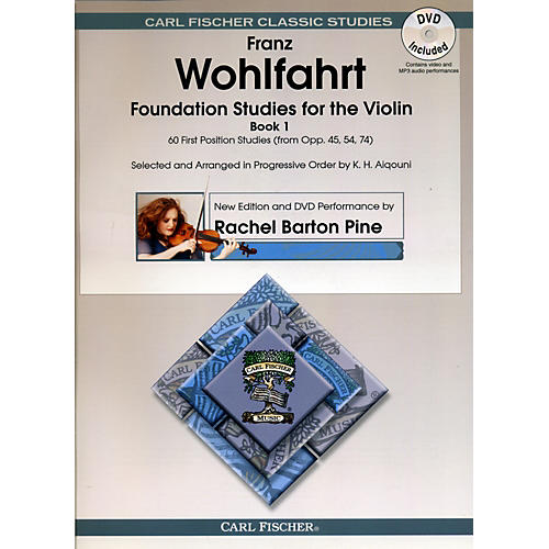 60 Studies for the Violin, Op.45 (Wohlfahrt, Franz ...
