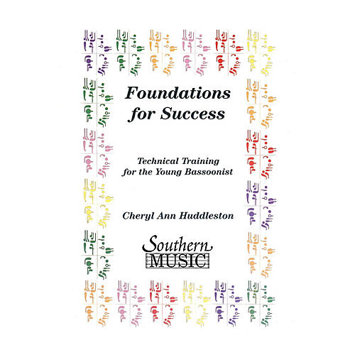 Southern Foundations for Success (Bassoon) Southern Music Series by Cheryl Huddleston-thumbnail