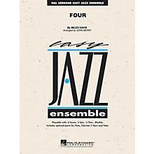 Hal Leonard Four Jazz Band Level 2 Arranged by John Berry