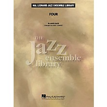 Hal Leonard Four Jazz Band Level 4 by Miles Davis Arranged by Mike Tomaro