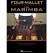 Hal Leonard Four Mallet Independence for Marimba