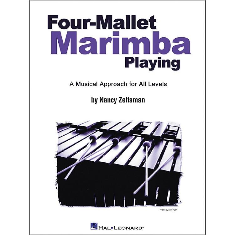 Hal LeonardFour-Mallet Marimba Playing