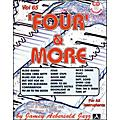 "Jamey Aebersold Four"" and More Play-Along Book and C"
