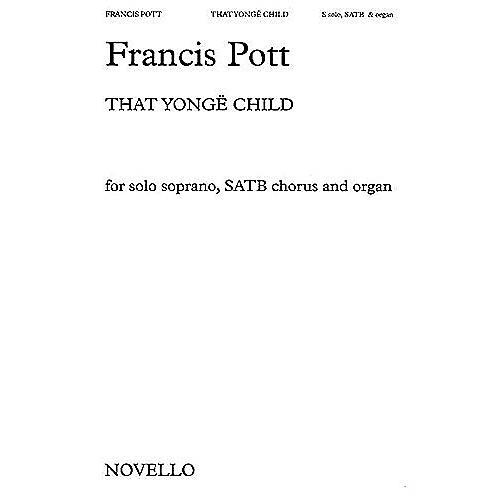 Music Sales Francis Pott: That Yonge Child Music Sales America Series-thumbnail