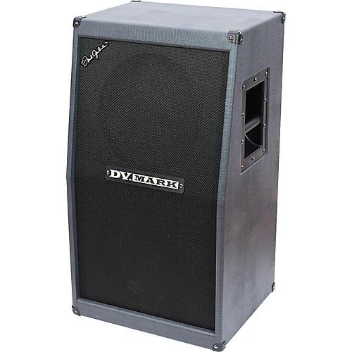 DV Mark Frank Gambale Signature C 212 FG Vertical Slant 2x12 Guitar Speaker Cabinet 300W-thumbnail