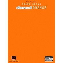 Hal Leonard Frank Ocean - Channel Orange Piano/Vocal/Guitar (PVG)