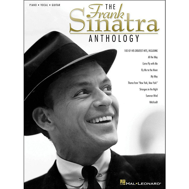 Hal Leonard Frank Sinatra Anthology arranged for piano, vocal, and guitar (P/V/G)