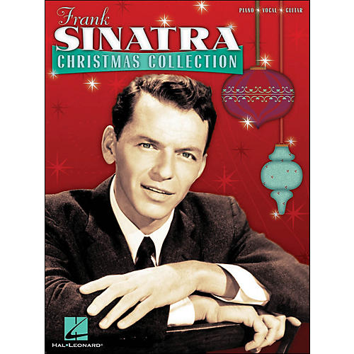 Hal Leonard Frank Sinatra Christmas Collection arranged for piano, vocal, and guitar (P/V/G)-thumbnail