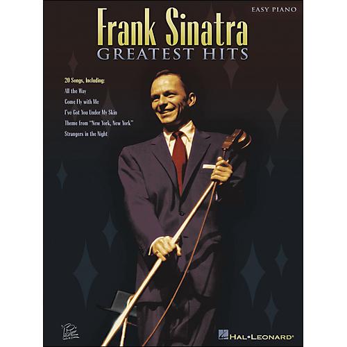 Hal Leonard Frank Sinatra Greatest Hits for Easy Piano