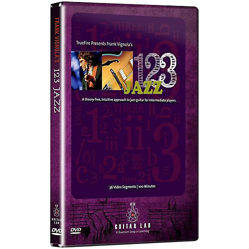 Emedia Frank Vignola's 123 Jazz Guitar DVD-thumbnail