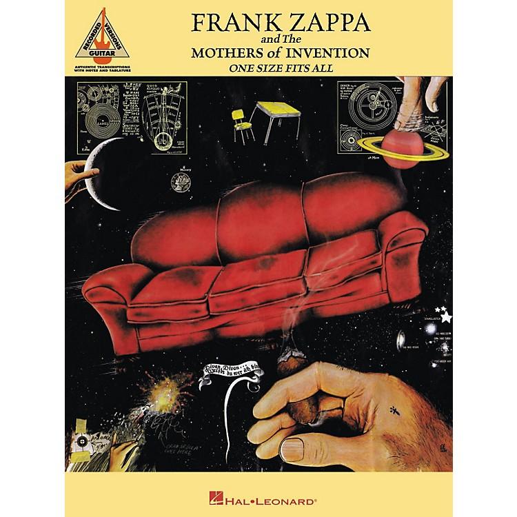 Hal LeonardFrank Zappa One Size Fits All