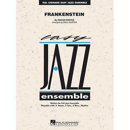 Hal Leonard Frankenstein Jazz Band Level 2 by Edgar Winter Group Arranged by Paul Murtha-thumbnail