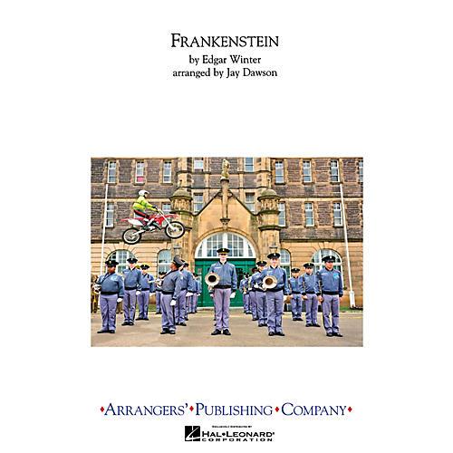 Arrangers Frankenstein Marching Band Level 3 Arranged by Jay Dawson-thumbnail
