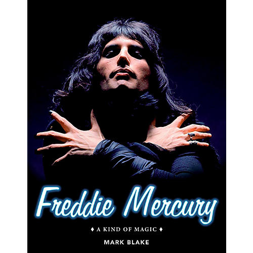 Hal Leonard Freddie Mercury: A Kind of Magic-thumbnail