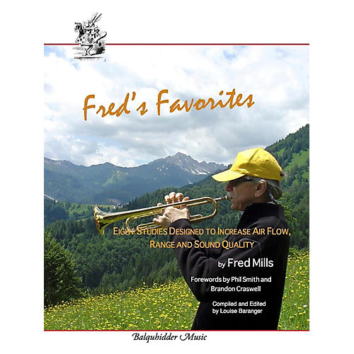 Carl Fischer Fred's Favorites - Trumpet-thumbnail