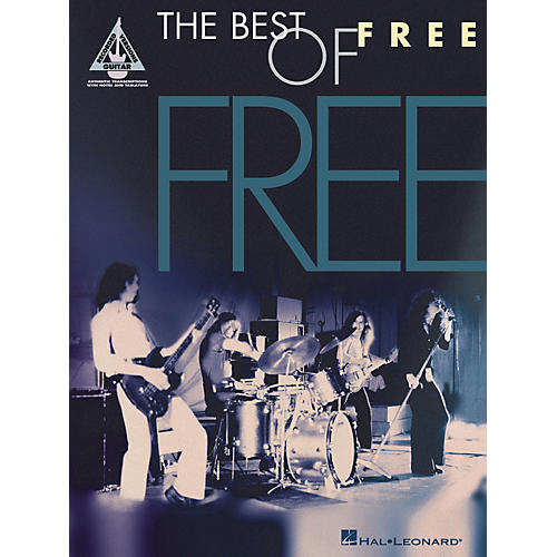 Hal Leonard Free - Best Of Guitar Tab Songbook