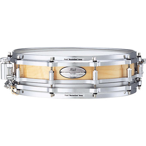 Pearl Free Floating 6-Ply Maple Snare Drum