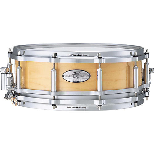 Pearl Free Floating 6-Ply Maple Snare Drum-thumbnail