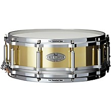 Open Box Pearl Free Floating Brass Snare Drum