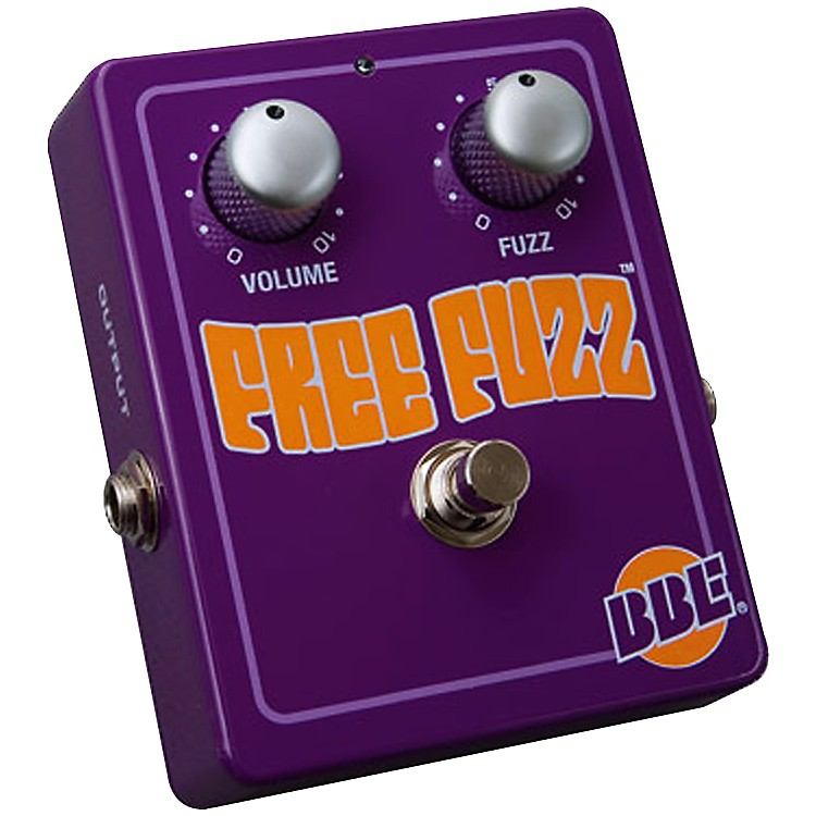 BBEFree Fuzz Effects Pedal