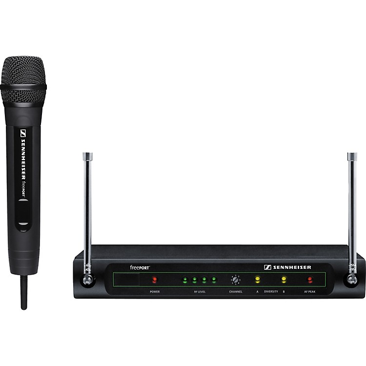 SennheiserFreePort Vocal Set Handheld Wireless System