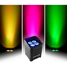 CHAUVET DJ Freedom Par Quad-4 IP Indoor/Outdoor Battery-Powered Wirelss LED Par-Style Wash Light