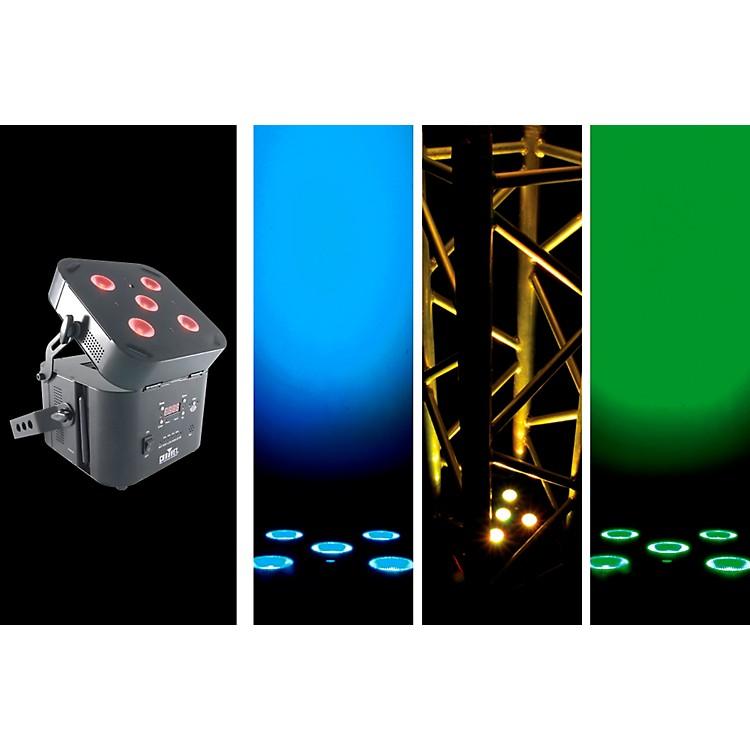 ChauvetFreedom Par Quad-5 LED Wash
