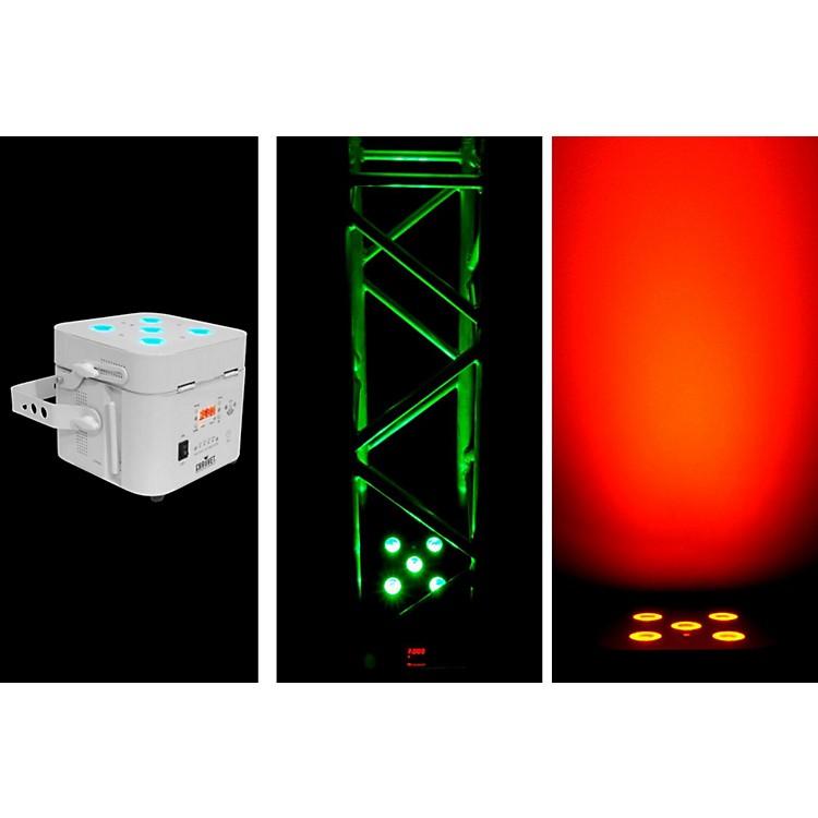ChauvetFreedom Par Quad-5 LED WashWhite