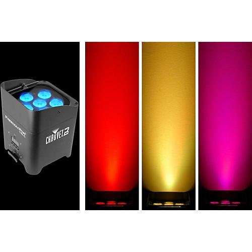 CHAUVET DJ Freedom Par Tri-6 Battery-Operated RGB LED Wash Light-thumbnail