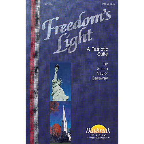 Daybreak Music Freedom's Light PREV CD Composed by Susan Naylor Callaway-thumbnail
