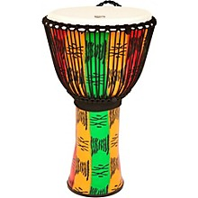 Toca Freestyle II Rope-Tuned Djembe 12 in. Spirit