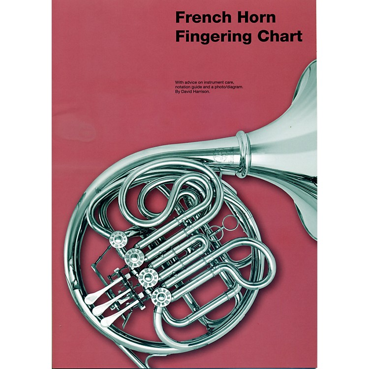 Music SalesFrench Horn Fingering Chart