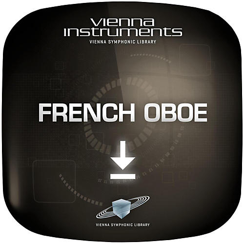 Vienna Instruments French Oboe Full-thumbnail