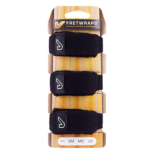 Gruv Gear FretWraps String Muters (3-Pack)